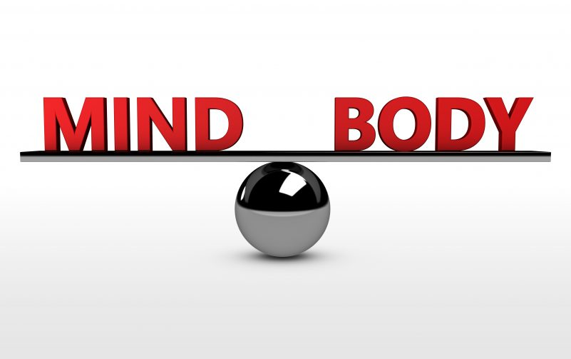 Mindset: Your Inner Voice and Your Body